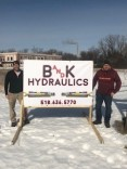 Owners of B&K Hydraulics