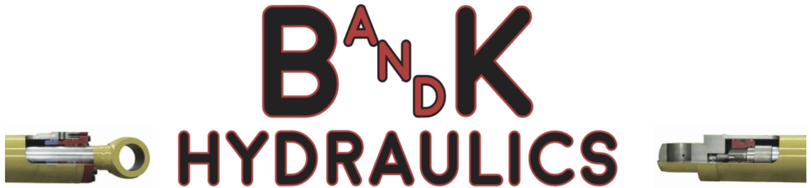 B&K Hydraulics logo