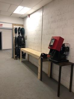 Machine shop South Glens Falls