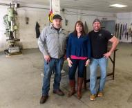 The B&K Hydraulics team