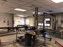 B&K Hydraulics Machine Shop in South Glens Falls